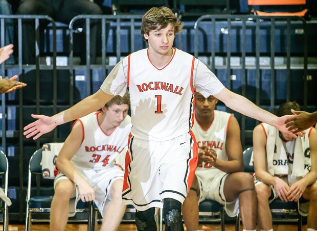 Austin Grandstaff emerged as one of the most dangerous scorers in the state of Texas this season.